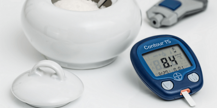 diabetes, weight loss and meal replacement shakes